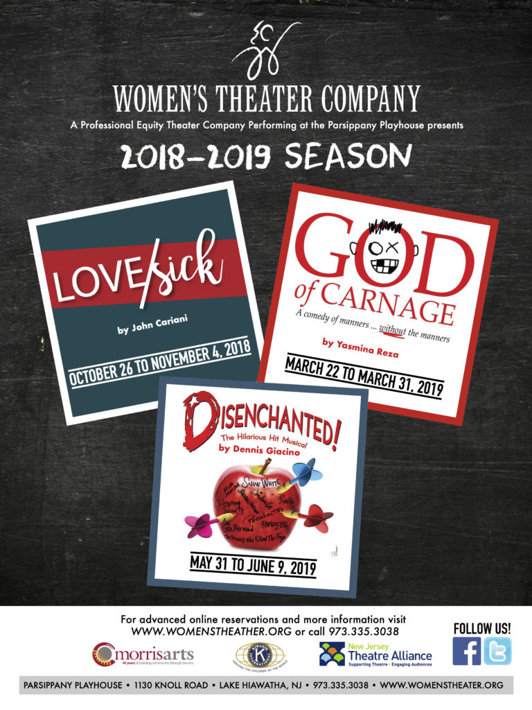 Women's Theater Company – Shows